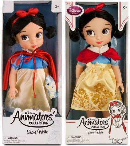 ตุ๊กตาแอนิเมเตอร์เจ้าหญิงสโนไวท์ ขนาด 16 นิ้ว