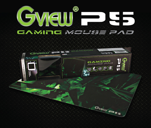Gview P5 Gaming Mouse Pad