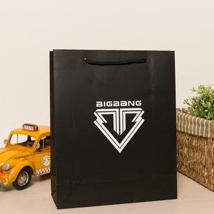 ถุงกระดาษ(V-2) BIGBANG ALIVE