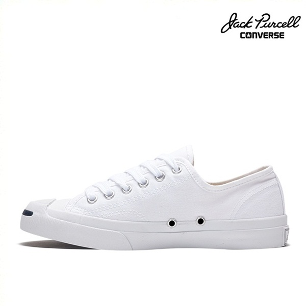 *Pre Order*Converse Jack Purcell men and women shoes lovers shoes 1Q698 /ผ้าใบ