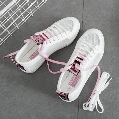*Pre Order* สินค้านำเข้า/รองเท้าแฟชั่นผ้าใบ สไตล์เกาหลี size 35-40
