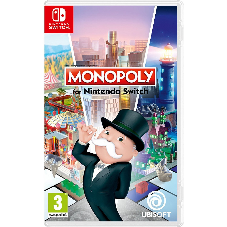 Nintendo Switch: Monopoly (EU)