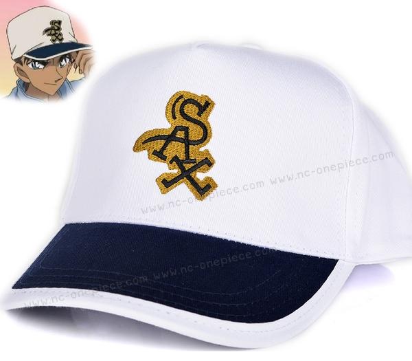 """หมวกแก๊ป SAX """"โคนัน"""" (สีกรม)"""