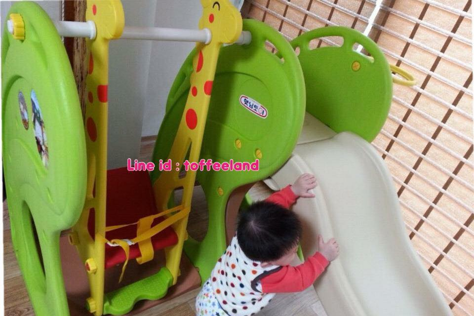 รีวิว Dolphin swing and slide by Haenim
