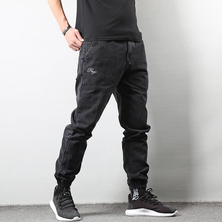 *Pre Order*Jogger Pants กางเกงยีนส์แฟชั่นชายญี่ปุน size S-5XL
