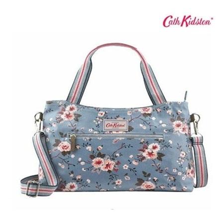 *Pre Order*Cath Kidston-UK original winter Messenger Bag-ผ้าใบพิมพ์ลายสไตล์ยุโรป