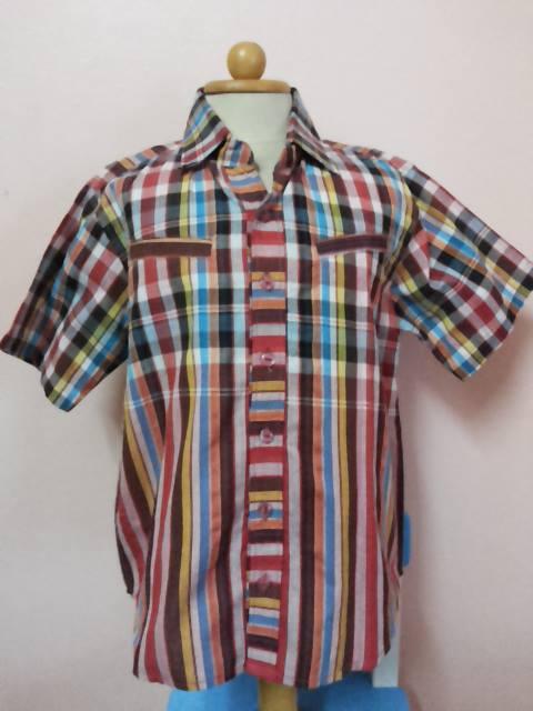 เสื้อเชิ้ตคอปกเด็ก รุ่น: เชิ้ต Polo Style