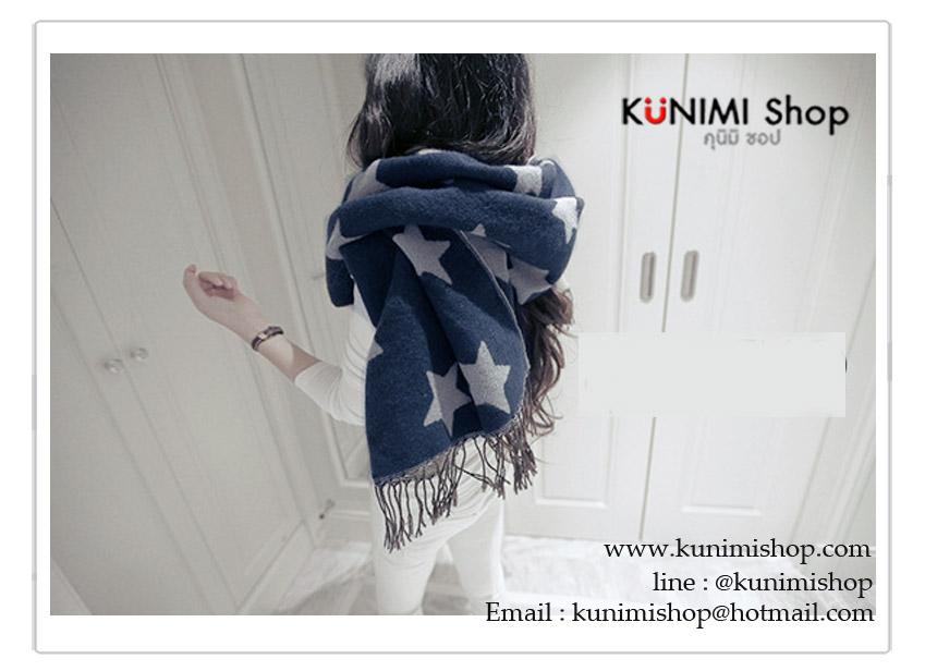 ผ้าพันคอ แฟชั่น พิมพ์ลายสวย งานดีคะ ผ้าหนานุ่ม สามารถใช้พันคอ คลุมไหล่ สวยดูดี ใช้ได้ทุกโอกาส