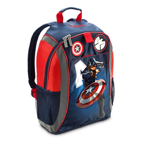 z Captain America Backpack