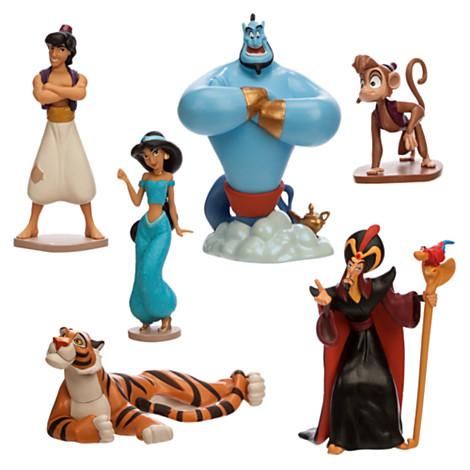 z Aladdin Figure Play Set