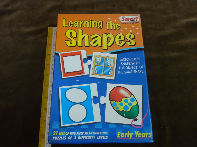 learing the shapes