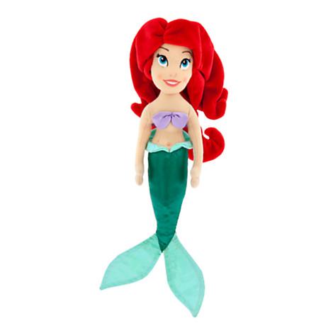 z Ariel Plush Doll - Mini Bean Bag - 12''
