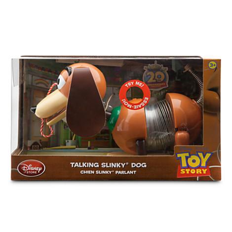 z Slinky Dog Talking Figure