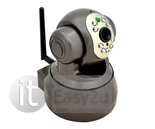 EasyN F-M166 - Wireless IP Camera (Indoor)