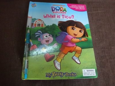 Dora where is Tico ?