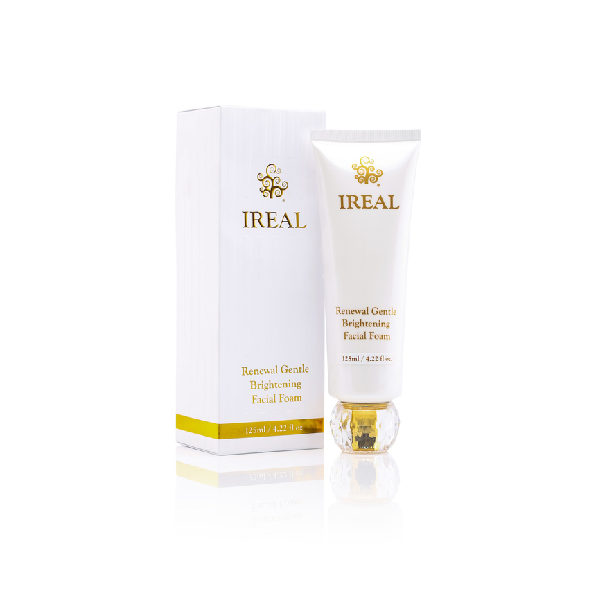 Ireal Renewal Gentle Brightening Facial Foam 125 ml.