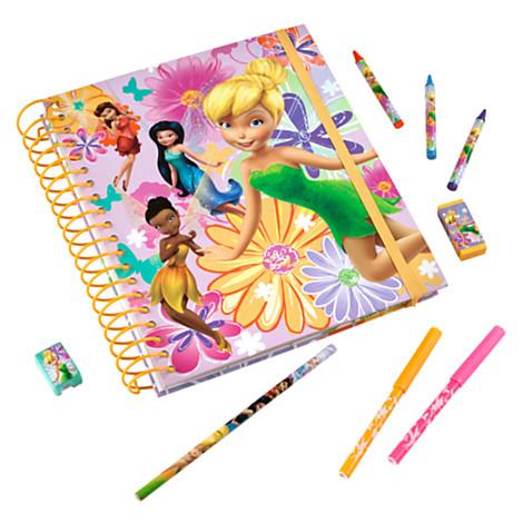 Z Disney Tinker Belll - Fairies Fun on the Run Art Pack