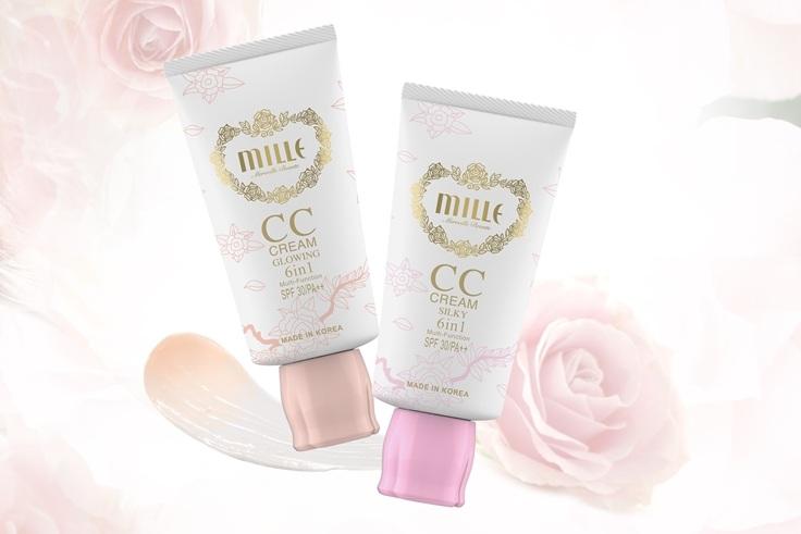 Mille CC Cream 6in1 Multi-Function SPF30/PA++