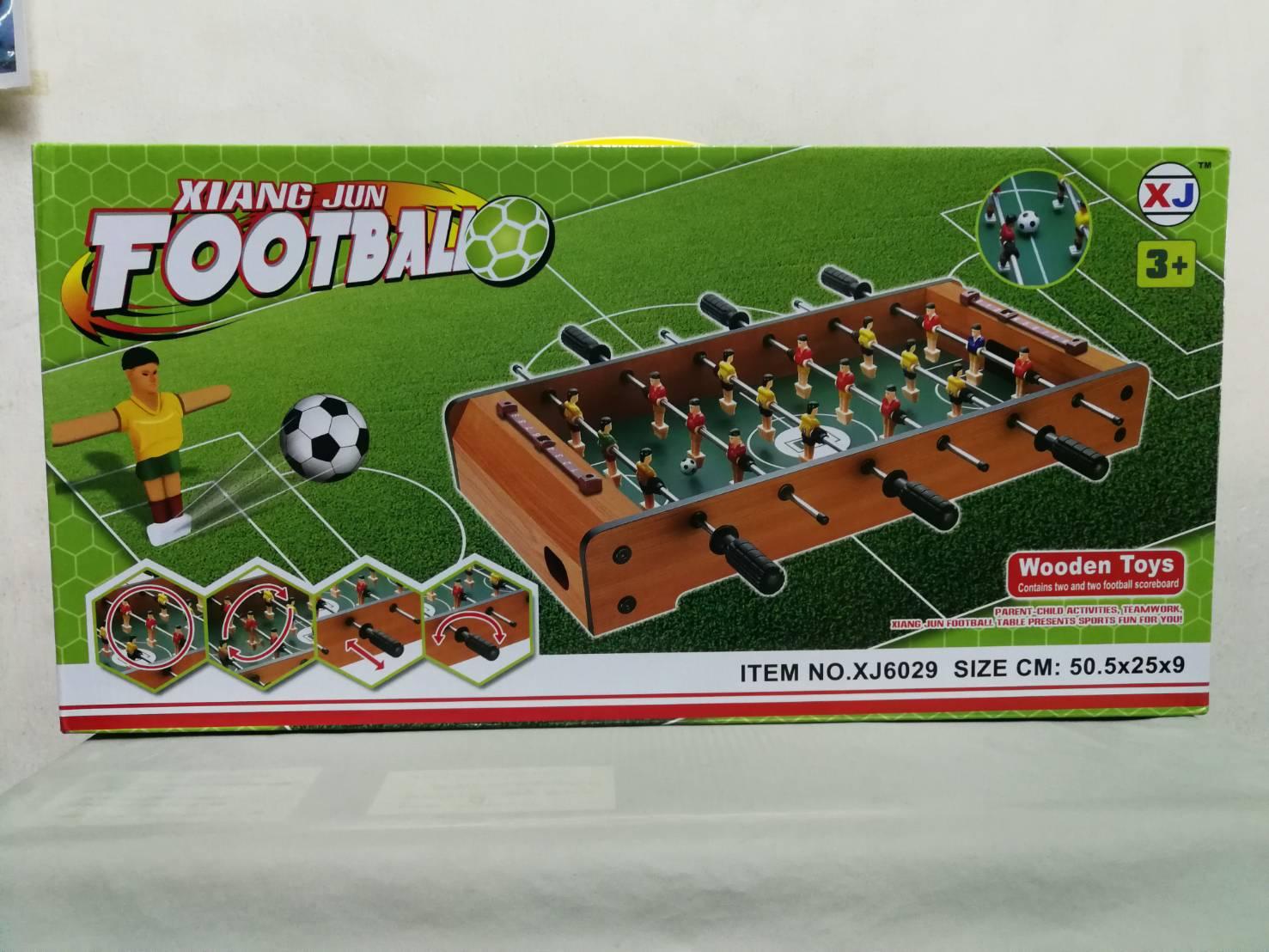 เกมฟุตบอลมือหมุนตั้งโต๊ะ