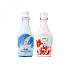 Skinfood Rose Milk shake point makeup remover