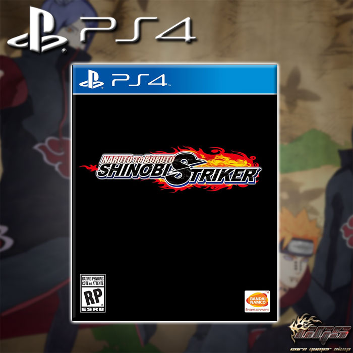 Naruto Shinobi Striker (PS4)