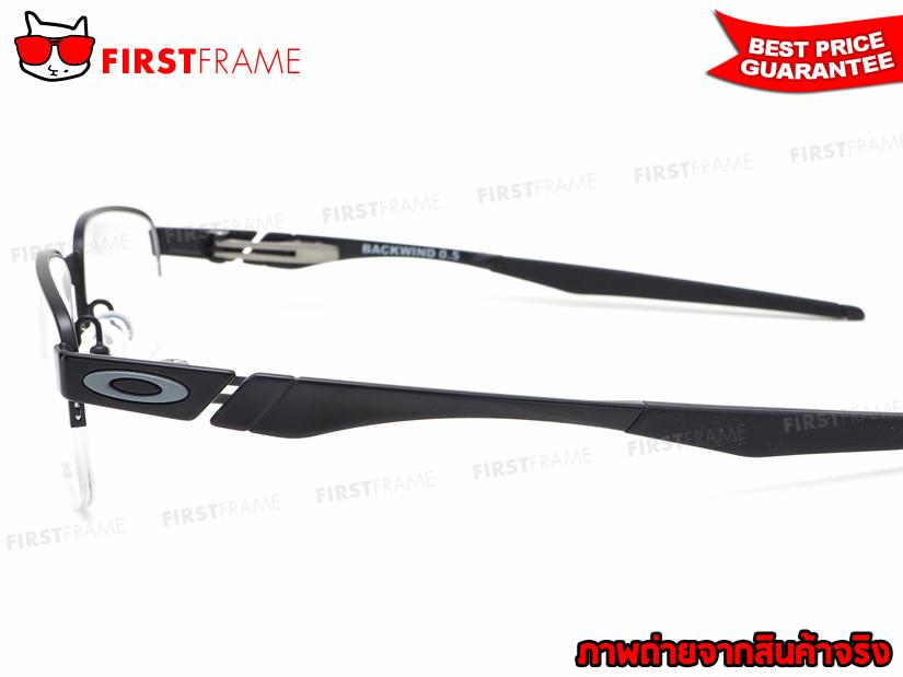 แว่นสายตา OAKLEY OX3163-03 BACKWIND 0.5 4