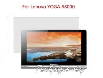 """ฟิล์มกันรอย Lenovo YOGA B8000 10.1"""" Clear ใส สบายตา ตรงรุ่น"""