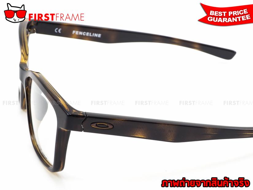 แว่นสายตา OAKLEY OX8069-02 FENCELINE 4