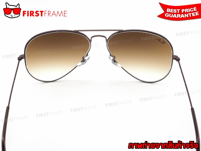 แว่นกันแดด RayBan RB3025 014/51 | AVIATOR LARGE METAL5