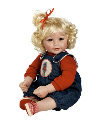 ตุ๊กตาอโดรา / Chirp