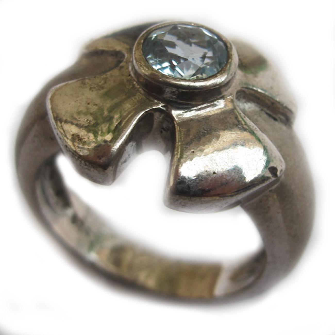 แหวนพลอย โทแพส