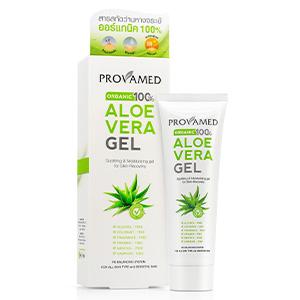 Provamed Aloe Vera Gel 50g. เจลว่านหางจระเข้