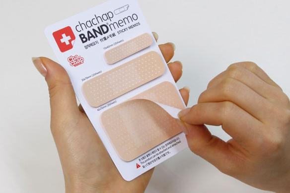 [C10] กระดาษโน๊ต ฺBAND Memo sticky note