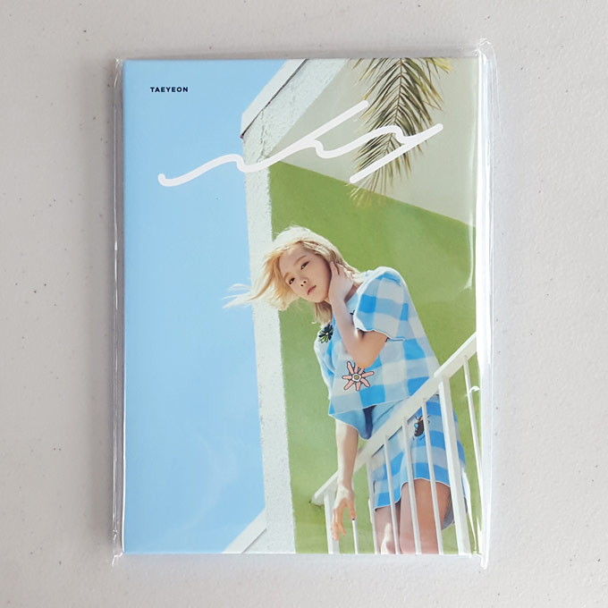 Girls' Generation : Tae Yeon - Postcard Set [Why] พร้อมส่ง