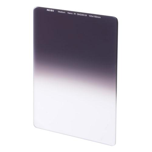 NiSi 100x150mm Nano IR Medium GND8 (0.9) – 3 Stop