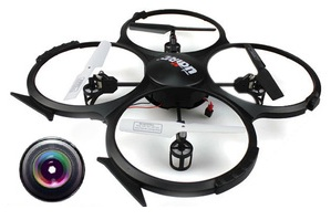 UFO 4CH Youdi U818A with Camera (Long Distance Drone)