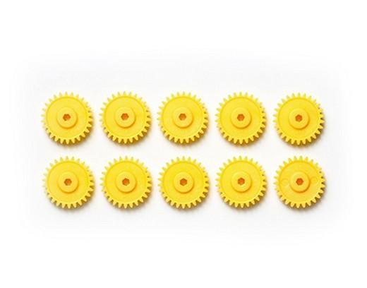 G-18 Gear Yellow *10