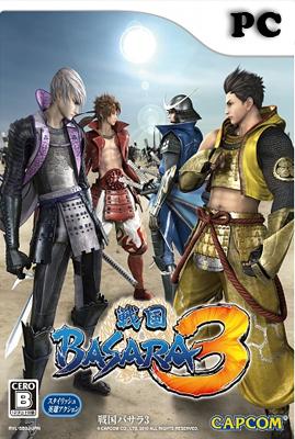 Sengoku Basara 3 ( 2 DVD )