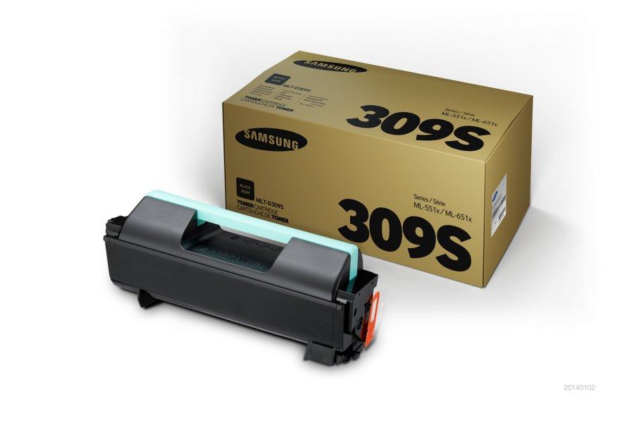 Samsung MLT-D309S ตลับหมึกโทนเนอร์ สีดำ ของแท้ Black Original Toner Cartridge (SV105A)