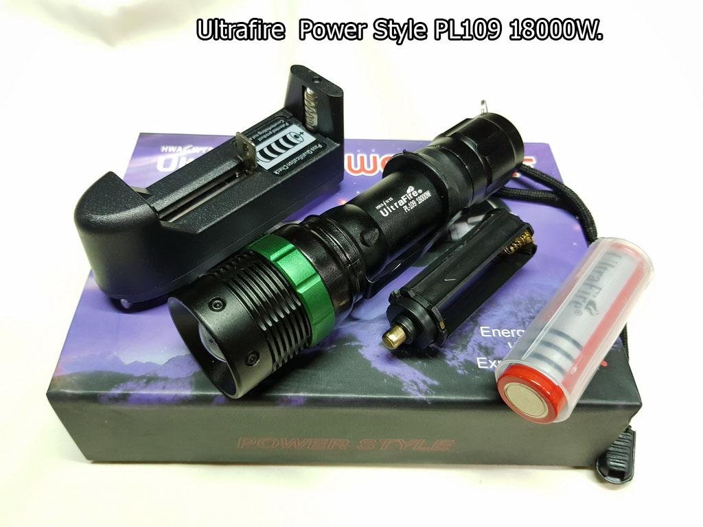 Ultrafire Power Style PL109 18000W.