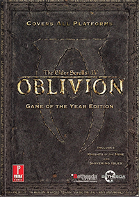The Elder Scrolls IV Oblivion GOTY Deluxe Edition ( 2 DVD )