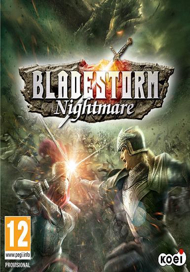 Bladestorm Nightmare ( 3 DVD )