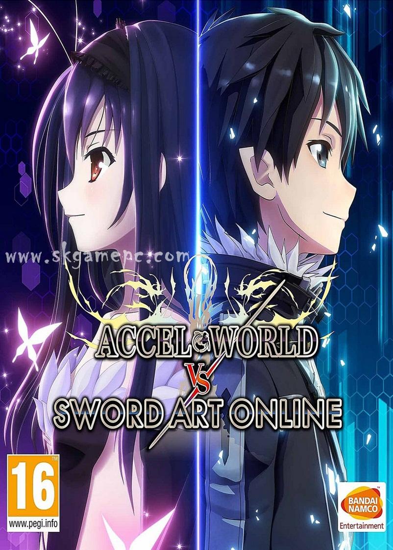 Accel World VS. Sword Art Online Deluxe Edition ( 3 DVD )