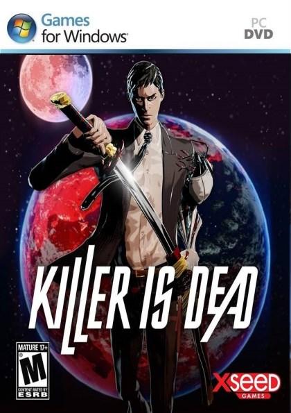 Killer Is Dead ( 3 DVD )