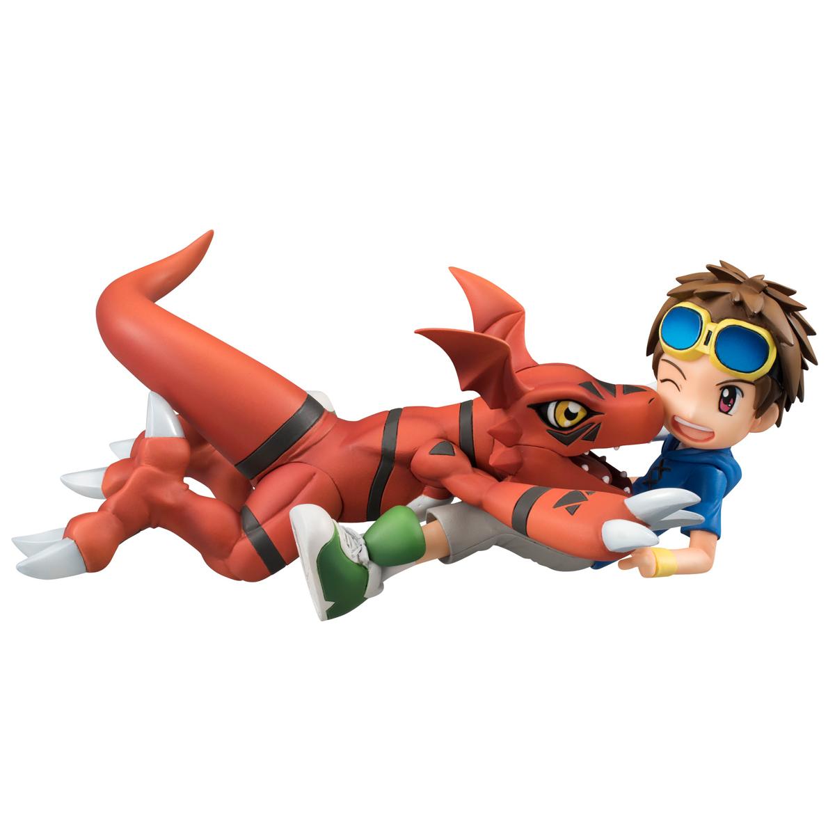 G.E.M. Digimon Tamers - Guilmon, Takato Matsuda (ของแท้)