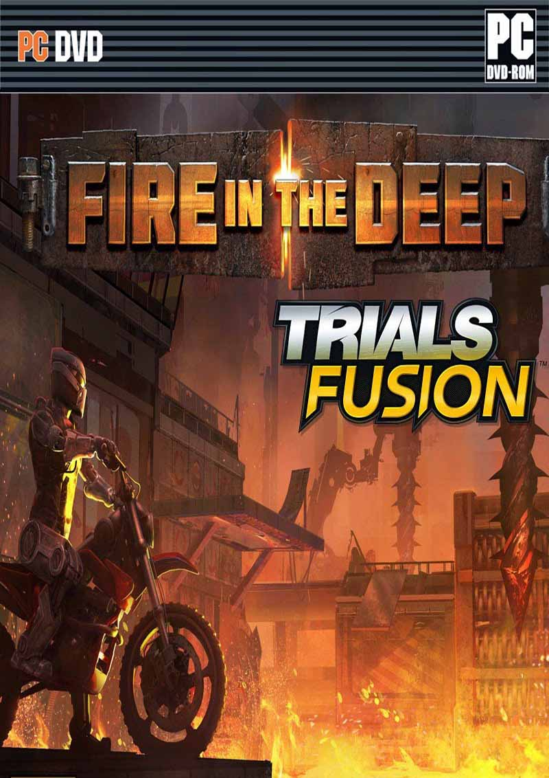 Trials Fusion - Fire in the Deep ( 2 DVD )