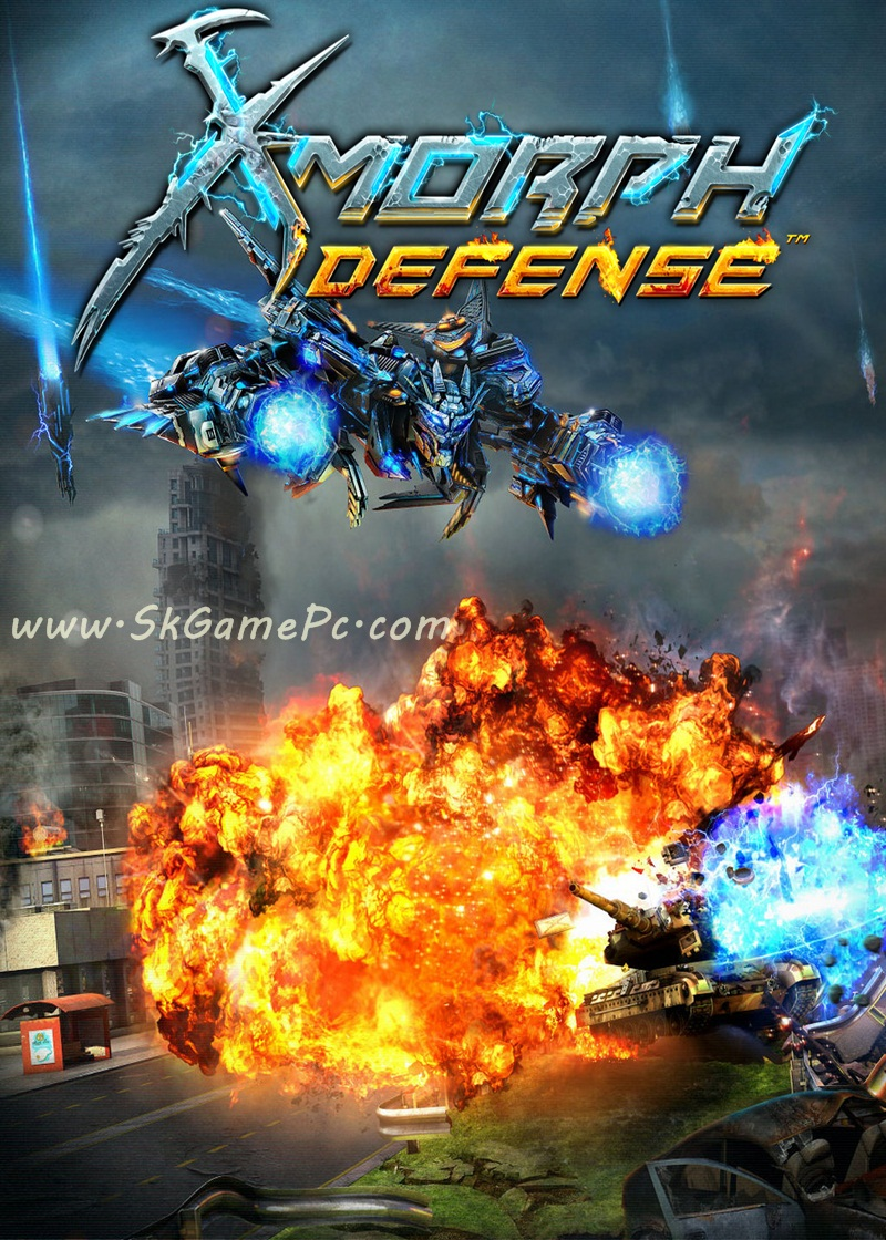 X-Morph Defense ( 1 DVD )