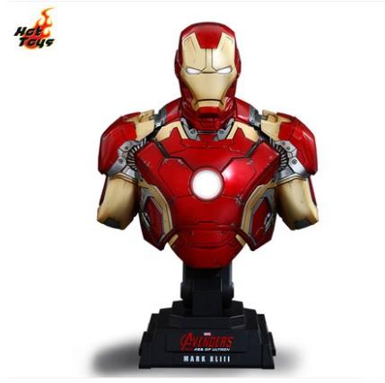Iron Man Mark XLIII 1/4 Scale Collectible Bust (ของแท้)
