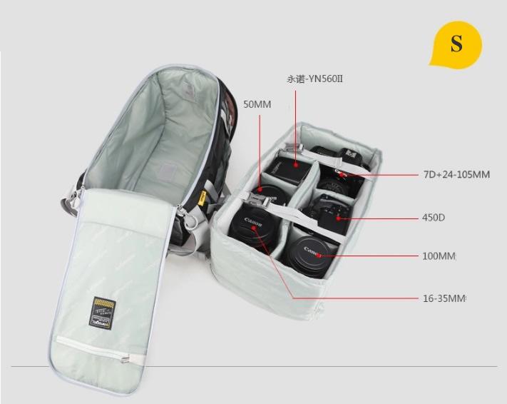 กระเป๋ากล้อง AINOGIRL A2313