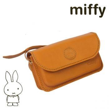 กระเป๋าหนังแท้ Miffy (กระเป๋าสะพายแนวนอน)